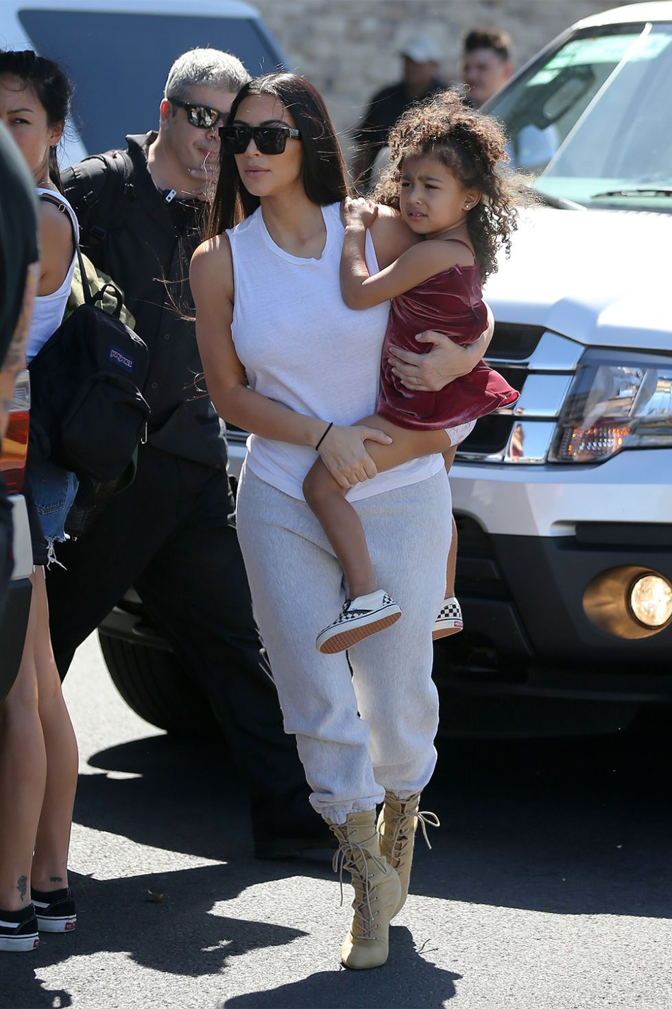 North West Dressed Better Than All of Us at Coachella