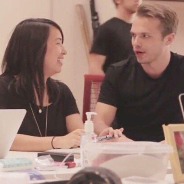 Er Andrew og Ashley fra buzzfeed dating