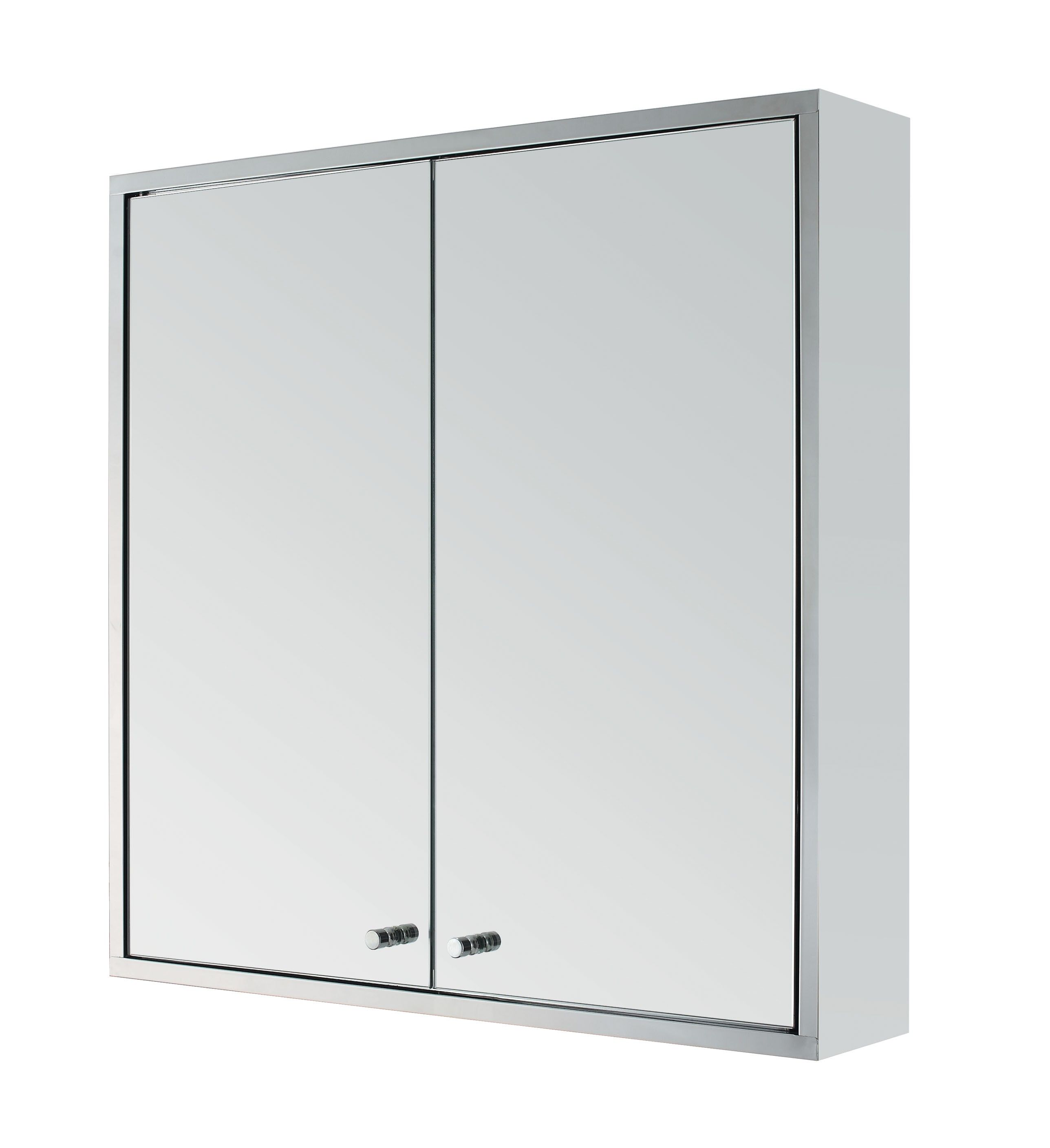 19++ Bathroom wall cabinets stainless steel ideas