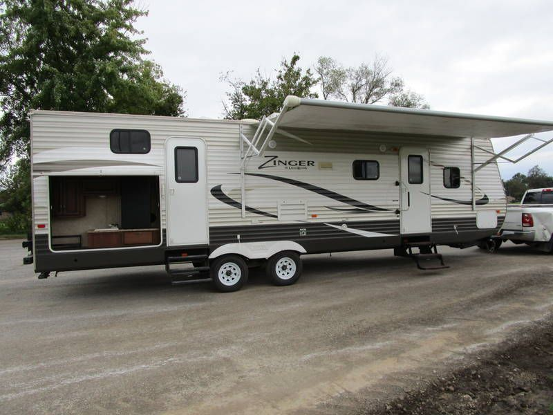 2013 CrossRoads Zinger 31sb For Sale By Owner