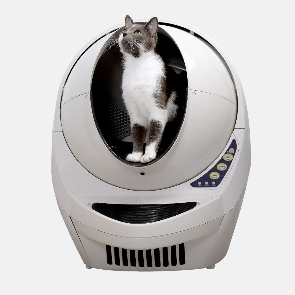 Litter Robot Open Air Great For Cats Of All Sizes Meet Litter Robot The Highest Rated Automatic Sel In 2020 Self Cleaning Litter Box Cleaning Litter Box Litter Box