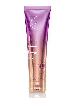 Tan skin is always sexy. Now that fall is in action, it may be a little chilly laying out poolside. Keep that glowing skin with this self tanning lotion, without the harmful effects of a tanning bed! Thanks Victoria's Secret!