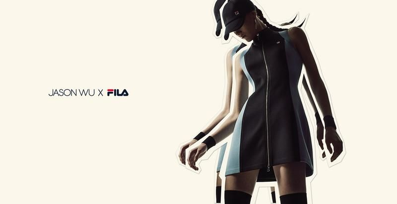 Jason Wu for FILA S/S 2016 (Various Campaigns)