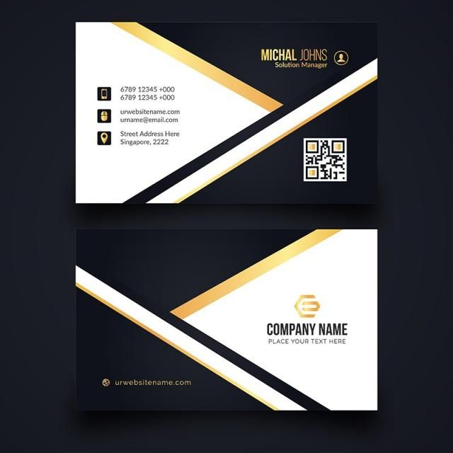 Corporate business card eps template member card ideas pinterest corporate business card eps template wajeb Gallery