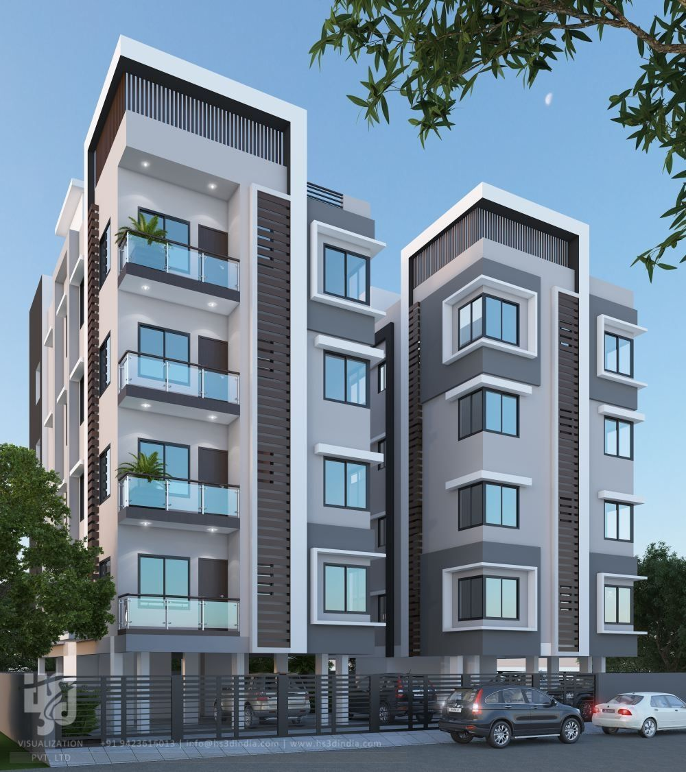 Exterior: If You Are Interested In Flats For Sale In Raipur. Pragati