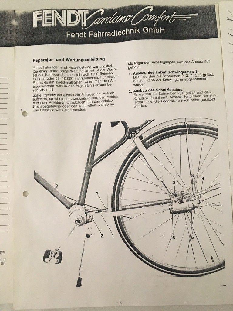 Manual 1 In 2020 Fendt