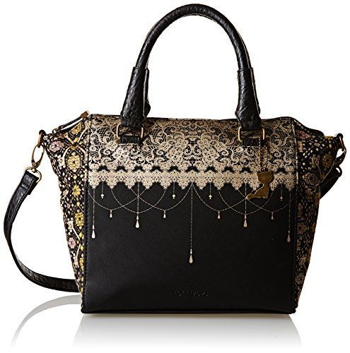 Lollipops Ysis 22289 - Bolso al hombro para mujer , Negro...http://amzn.to/2btOCLE