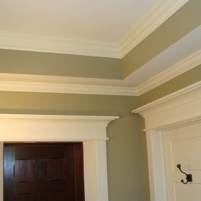 Crown Molding Tray Ceiling Design Ideas Pictures Remodel And