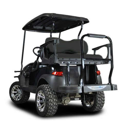 EZGO RXV Golf Cart MadJax Genesis 250 Rear Flip Seat Kit - Choice of Black Ez Go Golf Cart Seats on ez golf cart colors, used ez go back seats, ez go seat covers, ez go logo drawing, ez go lift kit, go cart replacement seats, ez golf cart seat covers, ez go winter cover, ez go models by year, ez go custom carts, ez go rear seats, ez go marathon, ez go seat back design, ez go cart accessories, ez go txt, ez go rxv 2010,