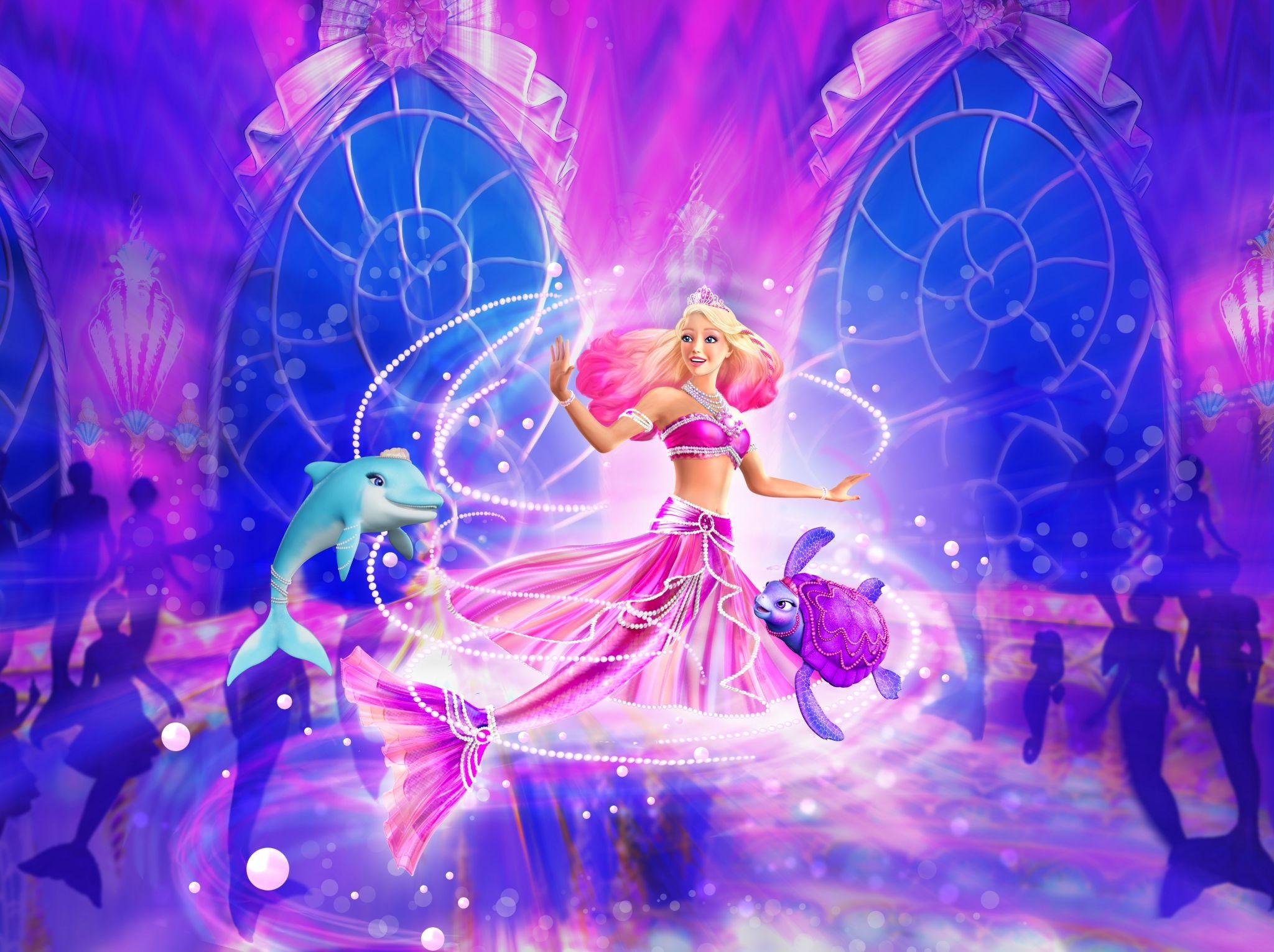 Barbie Free Computer Wallpaper Download Barbie Movies Princess