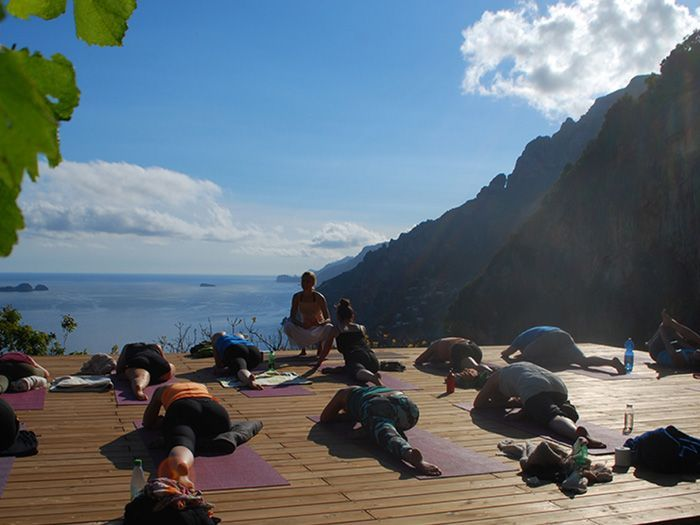 Fall 2015 wellness and meditation retreats   Travel Fitness