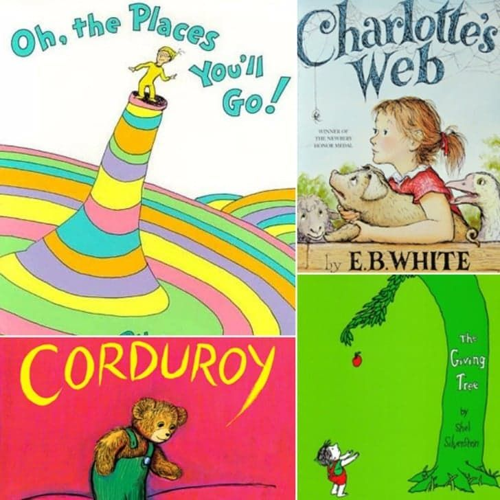 20 must have classic childrens books and when to introduce them - Kids Book Pictures