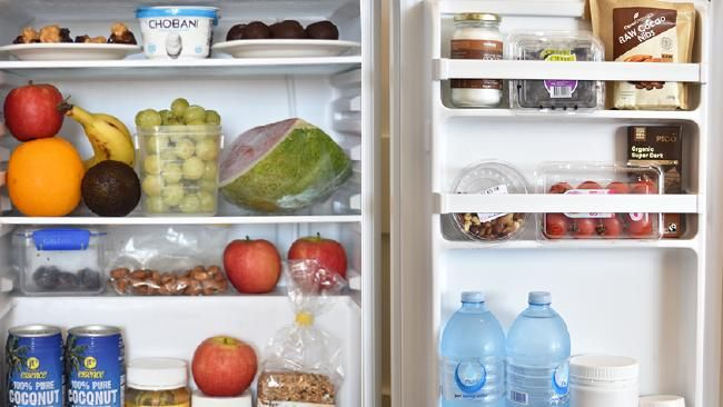 #The way Lorna Jane Clarkson restocks her hotel minibar fridge has to be seen to be believed - NEWS.com.au: NEWS.com.au The way Lorna Jane…