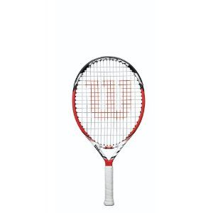 Wilson 13 Steam 21 Junior Tennis Racquet By Wilson 79 00 Cross Section 21 Mm Flat Beam Rwl779 Pattern 16x16 Balan Racquets Sport Tennis