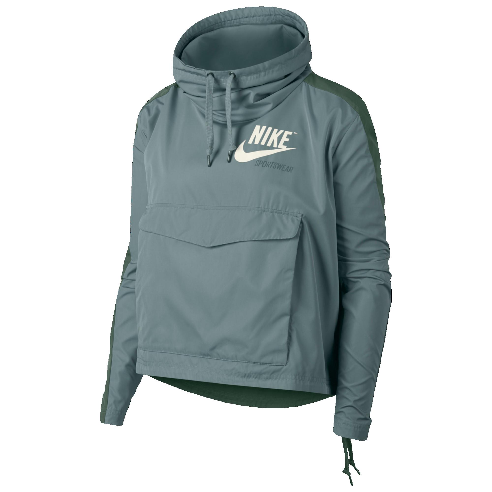 838fde76c425 Nike Archive Pullover Jacket - Women s