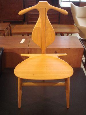 Valet Chair By Hans Wegner For Pp Mobler Denmark Eames Mid Danish