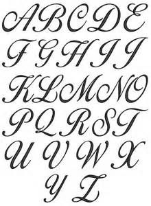 Image Detail For Tattoo Cursive Lettering Designs