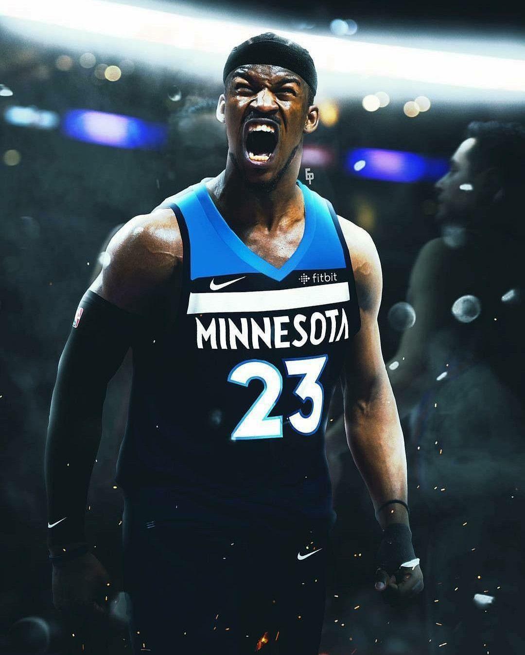 Jimmy Butler Minnesota Timberwolves Minnesota Timberwolves Basketball Minnesota Timberwolves Minnesota