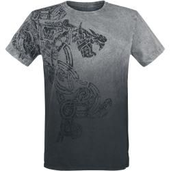 Outer Vision Dragon Tattoo T-ShirtEmp.de
