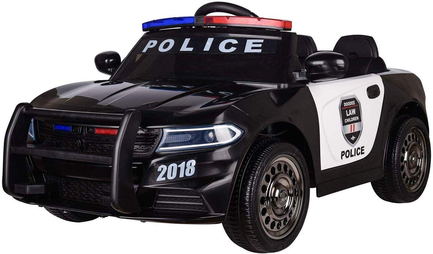 happy garden voiture electrique police