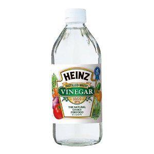 1001 Uses For White Vinegar Vinegar Uses Distilled White Vinegar Natural Vinegar