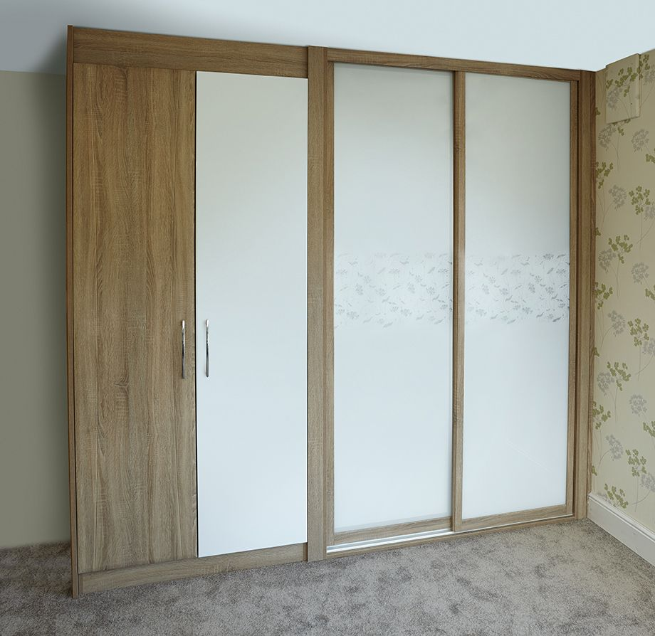 Hinged & Sliding Wardrobes from Swan Systems