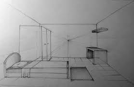 Risultati immagini per stanze in prospettiva accidentale for Disegno stanza