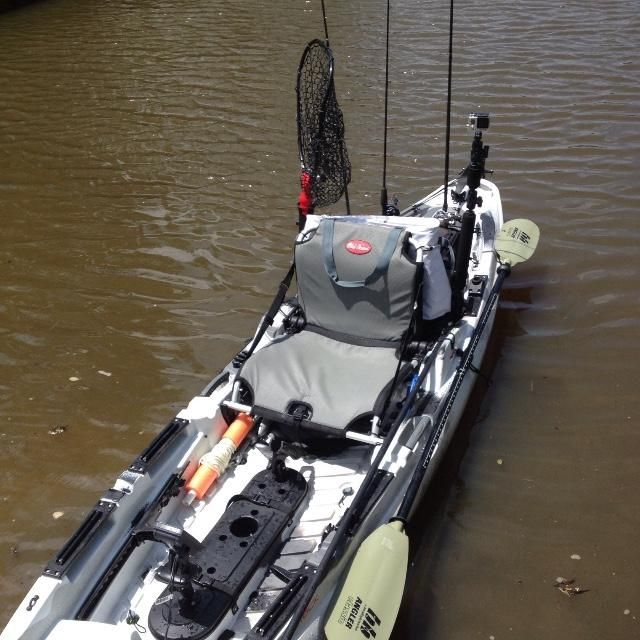 Old town predator 13 kayak product for Predator fishing kayak