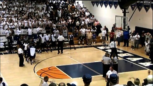The story of Miguel Rivera, University High School and the buzzer beater that didn't make it to your inbox this spring.