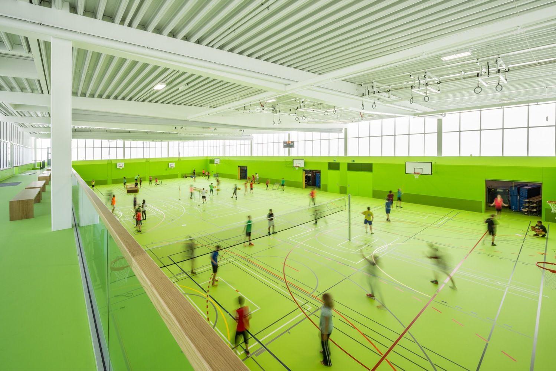 Gallery of Neumatt Sports Center / Evolution Design 19