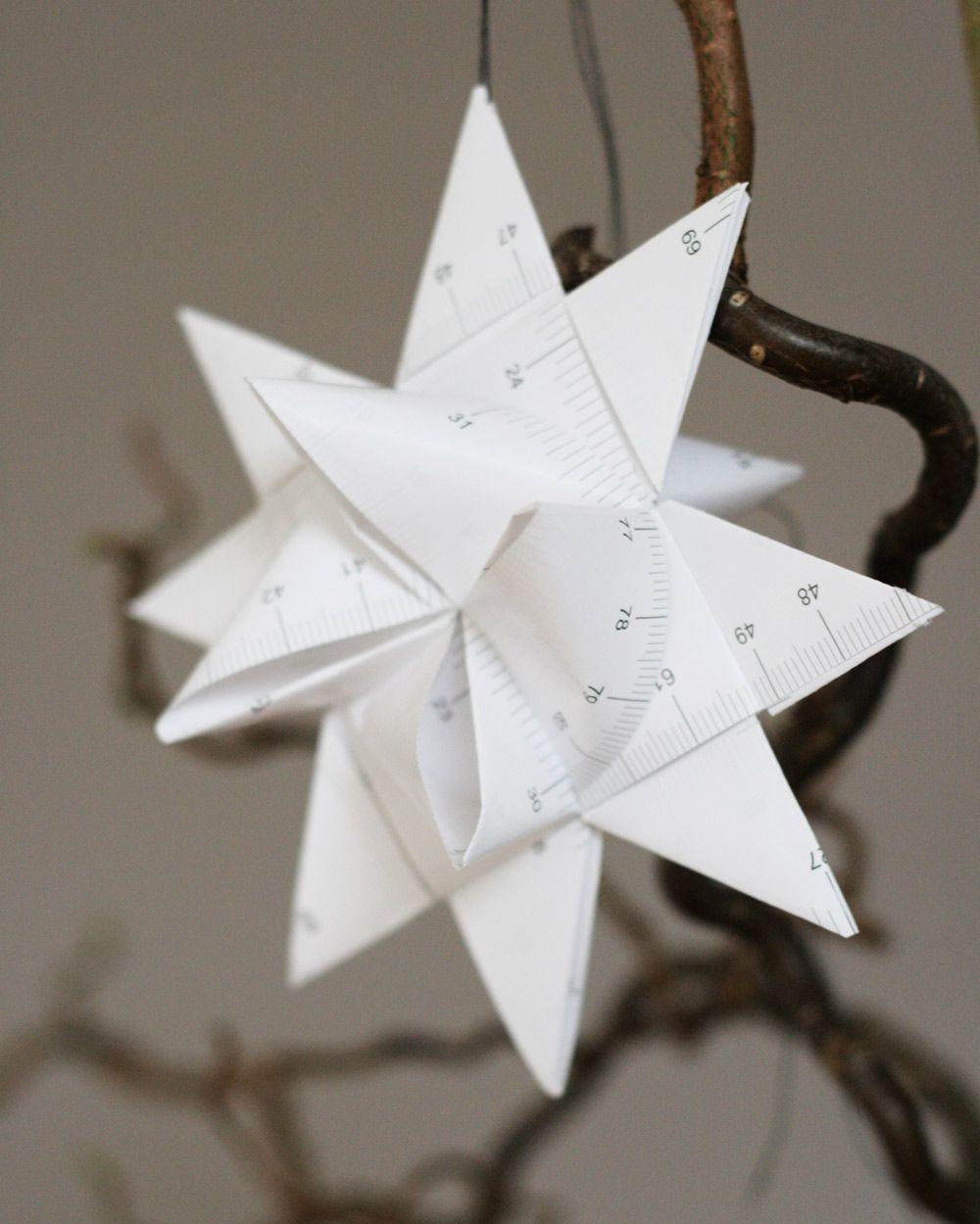 Ikea Weihnachtsdeko ikea maßband hack upcycling in der weihnachtszeit ikea hack