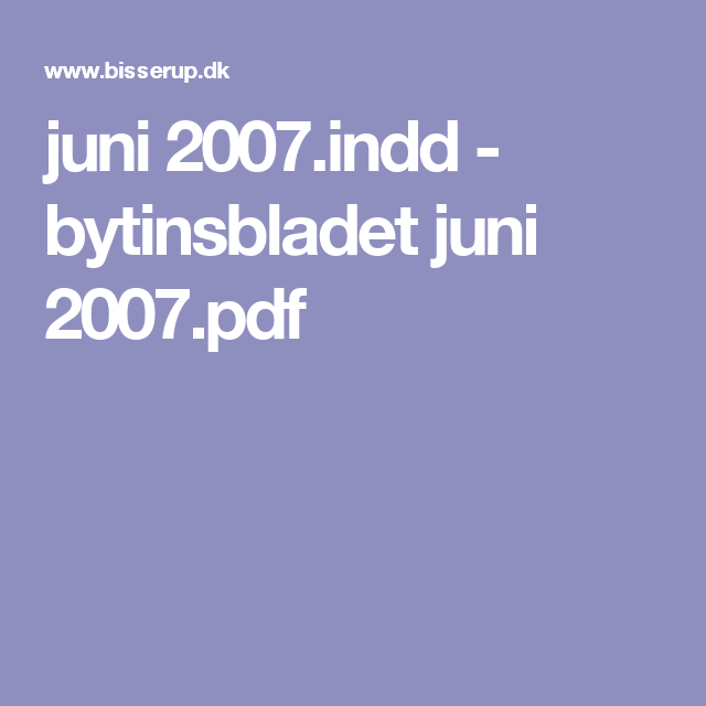 juni 2007.indd - bytinsbladet juni 2007.pdf