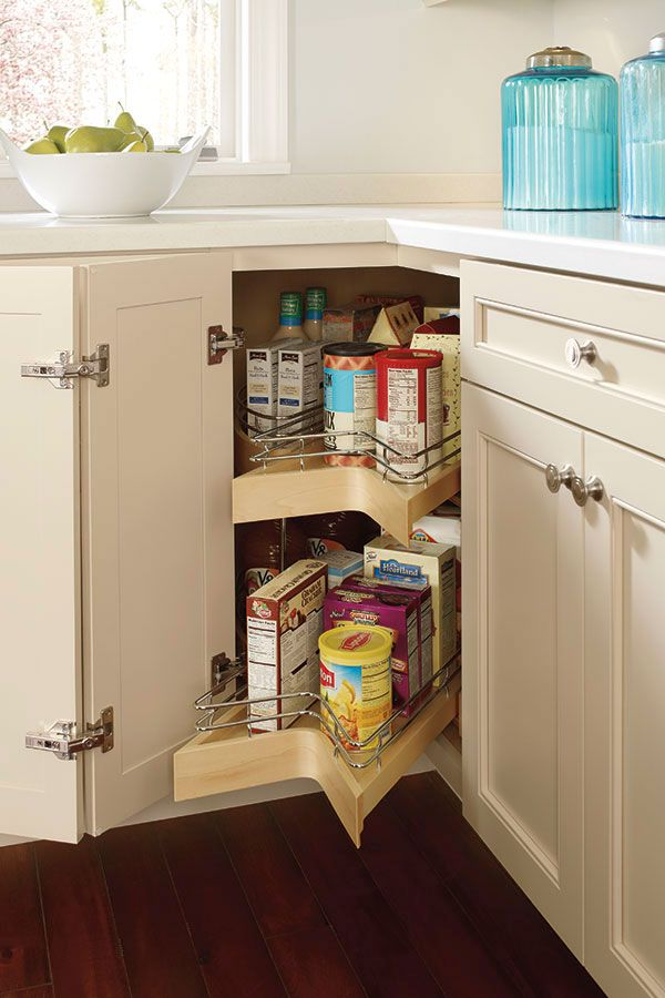 lazy susan cabinet with pullout diamond cabinetry kitchen cabinet storage kitchen storage on kitchen organization lazy susan cabinet id=45901