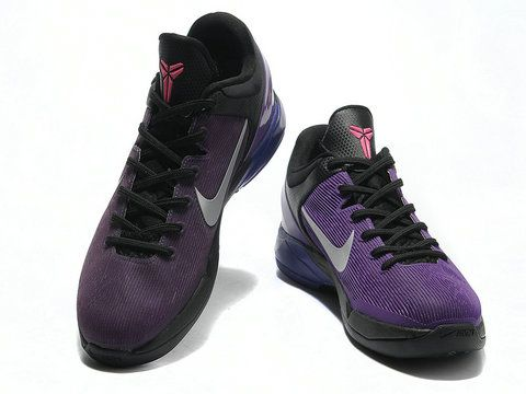 new product 27479 bf6e4 ... nike zoom kobe vii 7 invisibility cloakstyle code488371 005colorway  black court purple turquoise blu