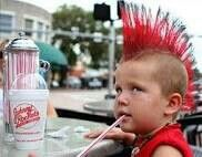 Red Mohawk