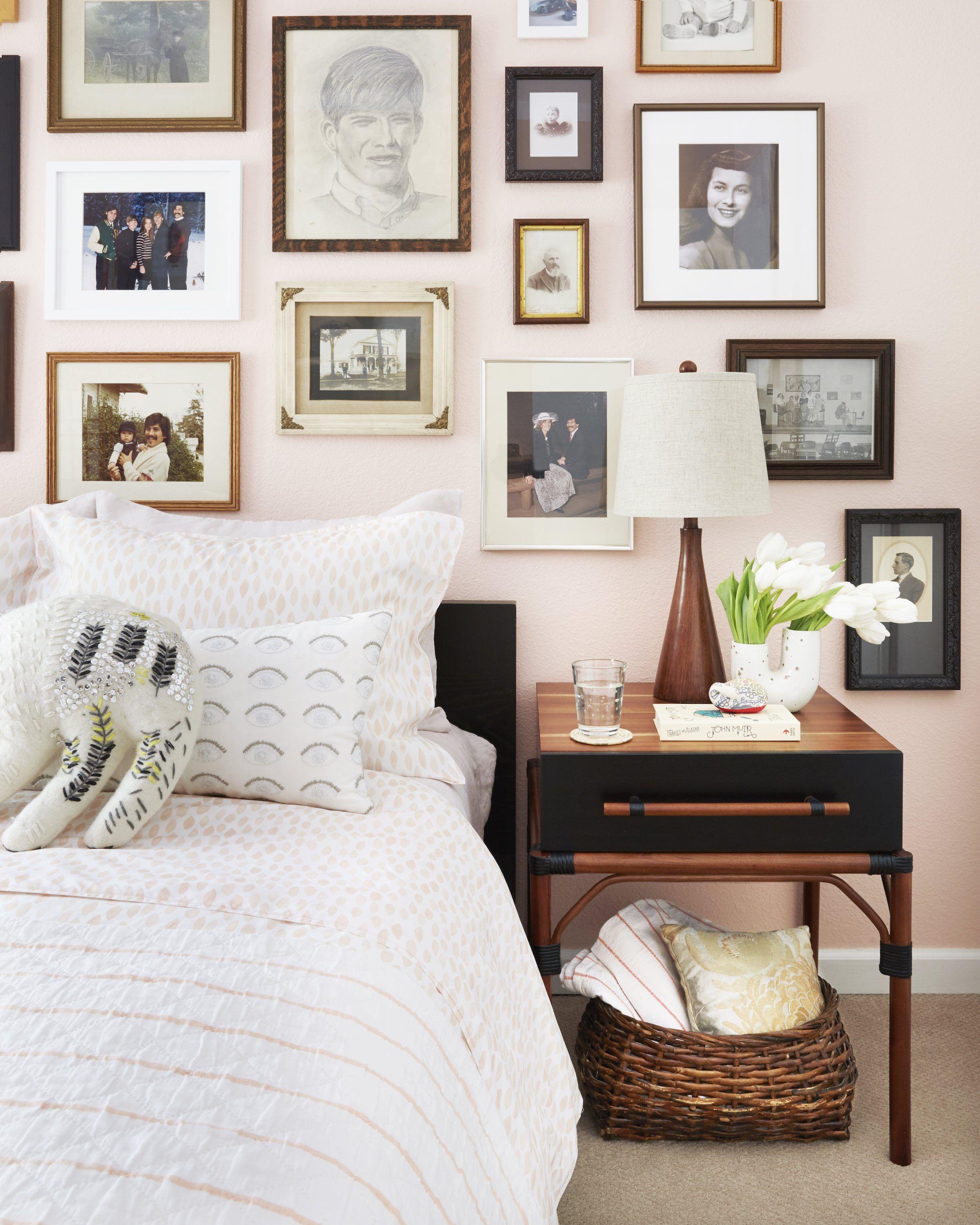 Orlando Soria Turns A Small Dark Bedroom Into A Bright Spot For