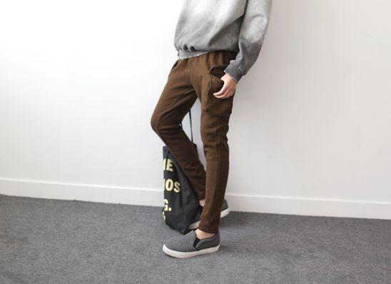 Pocketed Thermal Pants