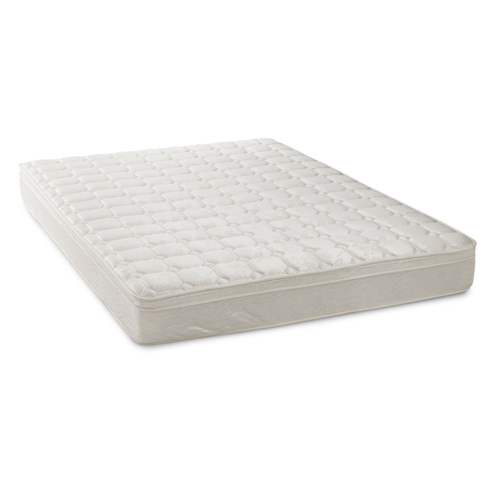 Pillow Top Hybrid Gel Memory Foam