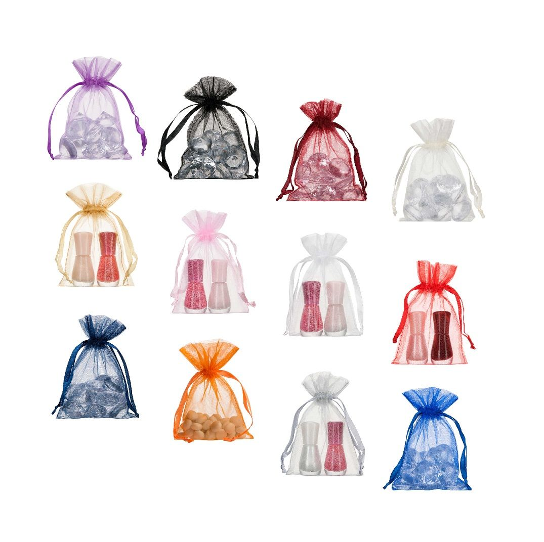 e4ca45707 Ideas para decorar un evento con bolsas de organza Son muchas las familias  que cada año