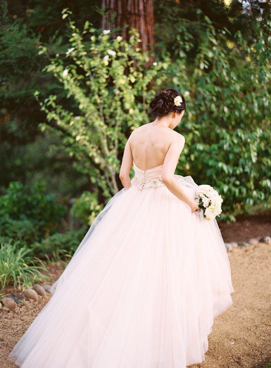 Blush Beauty #weddingdress
