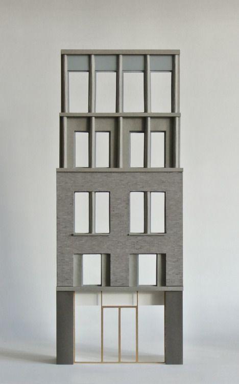 Modellbau, Architekturmodell, Vorlagen, Architektonische Modelle, Haus Der  Architektur, Modernes Architekturdesign, Hausfassaden, Architektonische ...