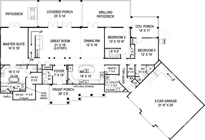 Marymount Small Rustic House Plans House Plan Designer Rustic