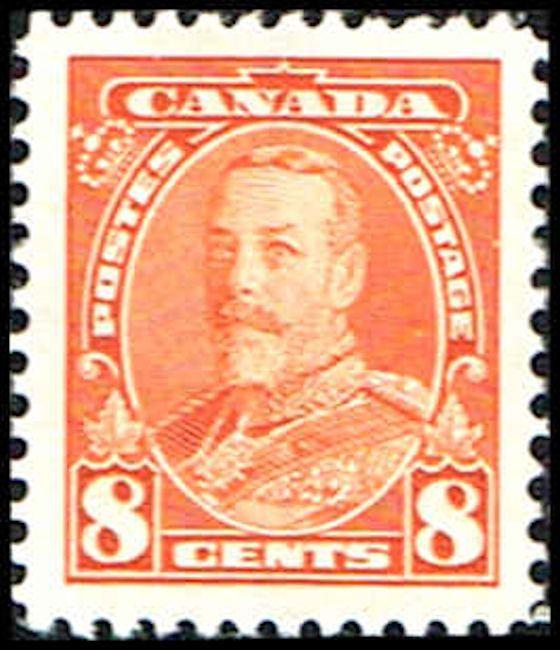 Canada 222 Stamp King George V Stamp Na C 222 1 Vintage Postage Stamps Rare Stamps Stamp