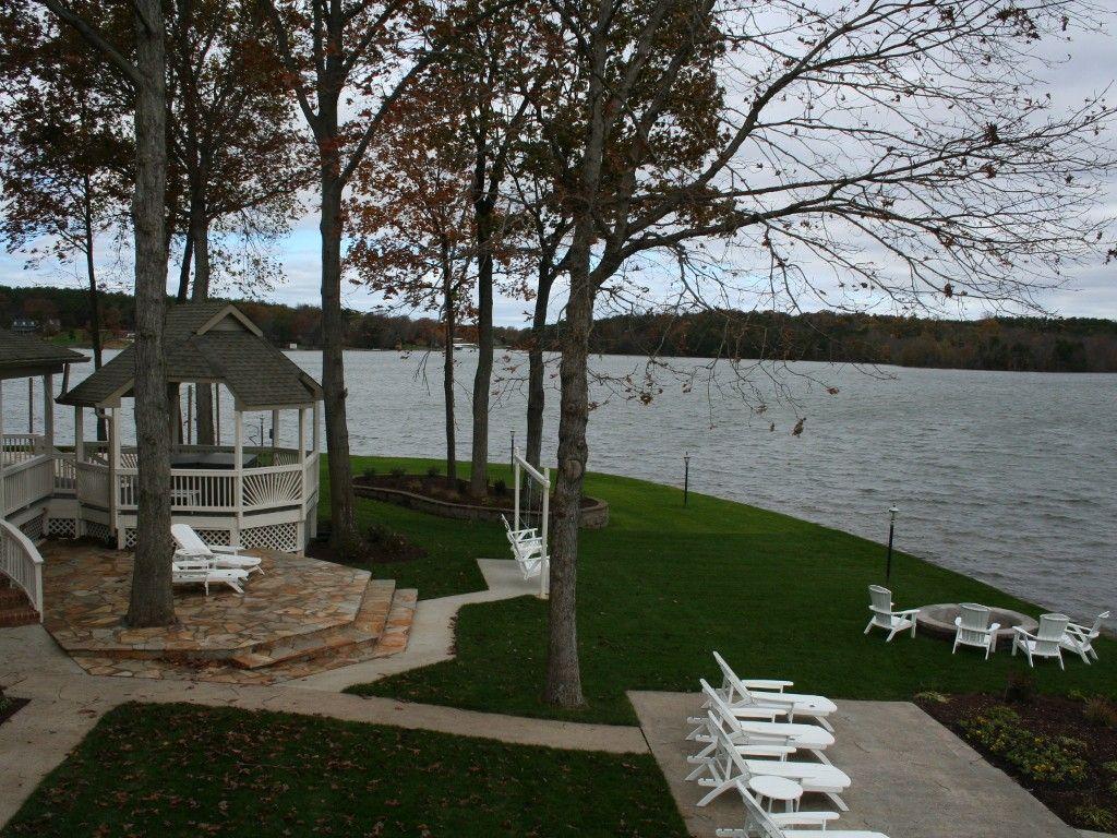 Lake norman house rental water views house rental
