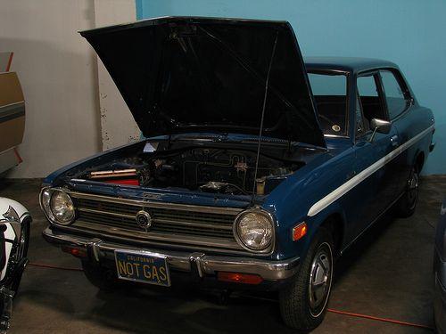 Datsun Electric Conversion | Datsun | Car, BMW, Vehicles