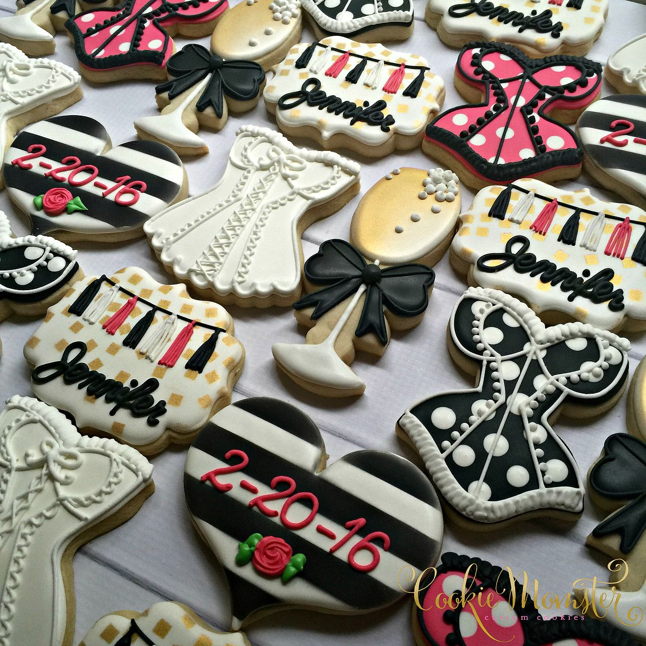 Cookie Momster by Hilary I Custom Cookies in Houston Stuff to Buy