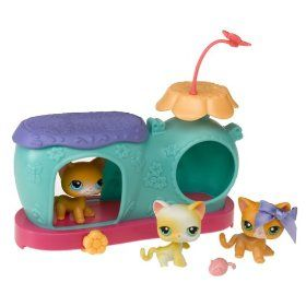 Littlest Pet Shop Multiples by Hasbro (Style=50154:Curious Kittens)