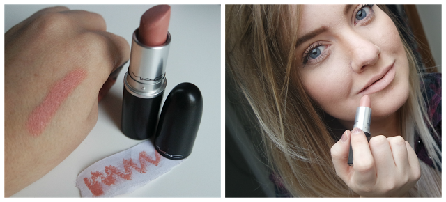 Emily & Han xo: MAC Fleshpot Lipstick   Lipstick, Mac ...