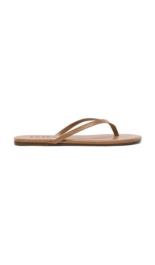 TKEES Sandal in Tan