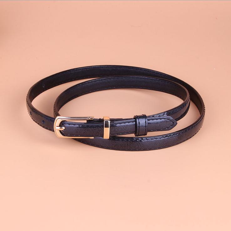 Designer Belts For Women New Fashion Female Belt Brand Ladies Faux Leather Metal Buckle Straps Girls Fashion A